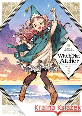 Witch Hat Atelier 5 Kamone Shirahama 9781632369291