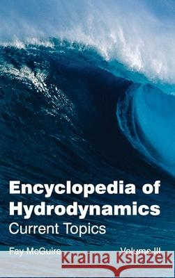 Encyclopedia of Hydrodynamics: Volume III (Current Topics) Fay McGuire 9781632381354