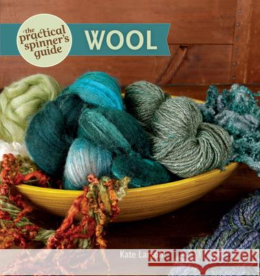 The Practical Spinner's Guide - Wool Kate Larson 9781632500281
