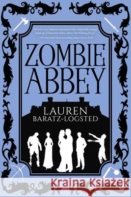 Zombie Abbey Lauren Baratz-Logsted 9781633759114