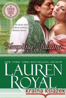 Tempting Juliana Lauren Royal 9781634691130