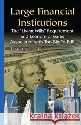 Large Financial Institutions The