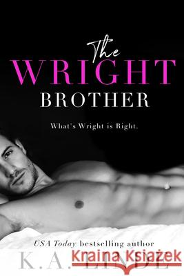 The Wright Brother K. a. Linde 9781635760972