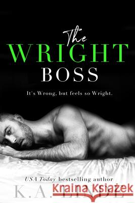 The Wright Boss K. a. Linde 9781635760989