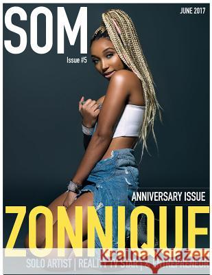 SOM Magazine: Issue #5 Som Networks 9781640081031