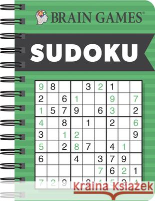 Brain Games Mini Sudoku Publications International 9781640303645 Publications International, Ltd.