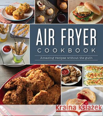 Air Fryer Cookbook Publications International 9781640303836