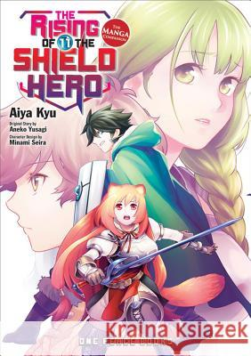 The Rising of the Shield Hero Volume 11: The Manga Companion Aneko Yusagi 9781642730173