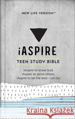 Iaspire Teen Study Bible: New Life Version Compiled by Barbour Staff 9781643522753