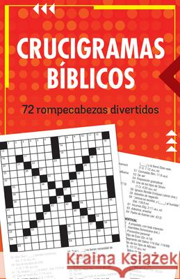 Crucigramas B Compiled by Barbour Staff 9781643525075