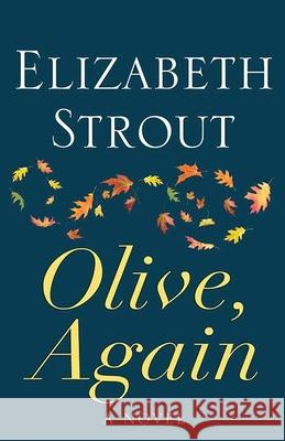 Olive, Again Elizabeth Strout 9781643583815