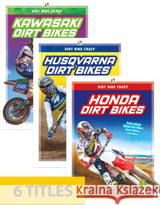 Dirt Bike Crazy (Set of 6) R. L. Van 9781644941508