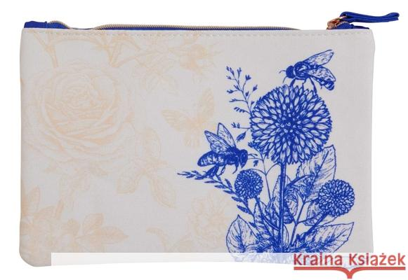 Jane Austen: Accessory Pouch Insight Editions 9781647223458