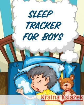 Sleep Tracker For Boys Paige, RN Cooper 9781649304162