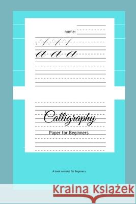 Calligraphy Paper for Beginners: A Book Intended For Beginners Ninja Puzzles 9781661189129