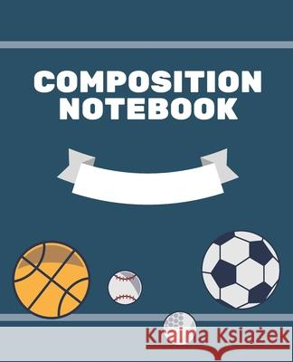 My Composition Notebook: I Got This! Blue Sport Design Christapologetics Publishing 9781671642539