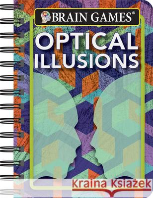 Mini Brain Games Optical Illusions Ltd Publication 9781680227765