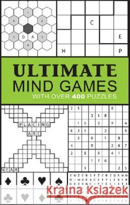 Ultimate Mind Games Parragon Books 9781680524710