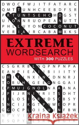 Extreme Word Search: With 300 Puzzles Parragon Books 9781680524741