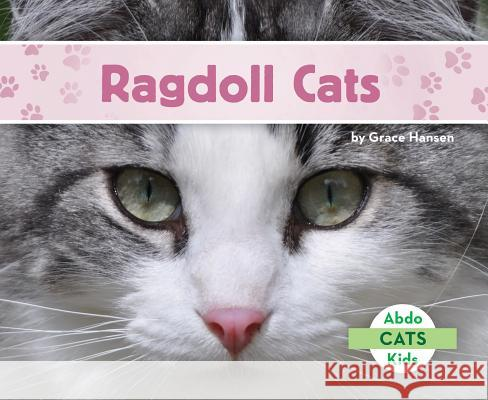 Ragdoll Cats Grace Hansen 9781680809213