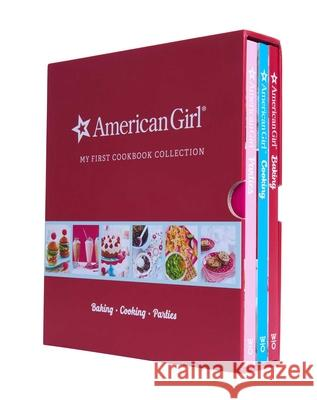 American Girl My First Cookbook Collection Weldon Owen 9781681886664