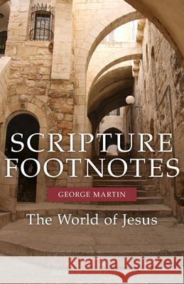 Scripture Footnotes: People, Places, and Things from the Time of Jesus George Martin 9781681921167