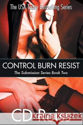 Control Burn Resist - Books 4-6 CD Reiss 9781682300190