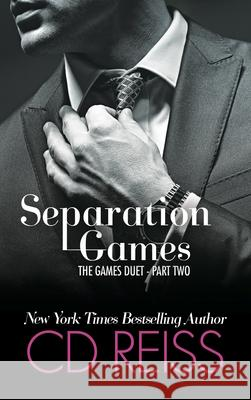 Separation Games: The Games Duet CD Reiss 9781682305980