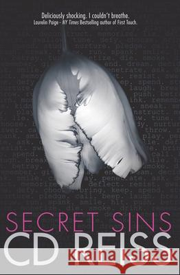 Secret Sins CD Reiss 9781682306932