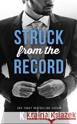 Struck from the Record K. a. Linde 9781682308738