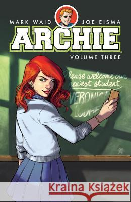 Archie Vol. 3 Mark Waid Veronica Fish 9781682559932
