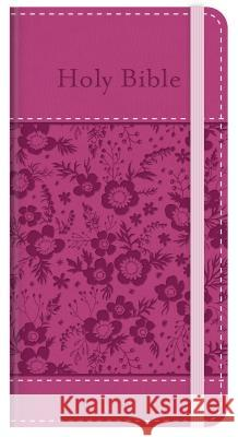 The KJV Compact Bible: Promise Edition [pink] Compiled by Barbour Staff 9781683225645