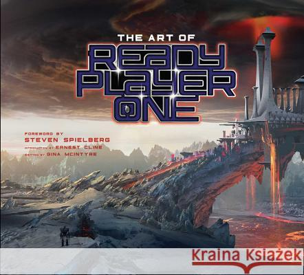The Art of Ready Player One Insight Editions 9781683832096