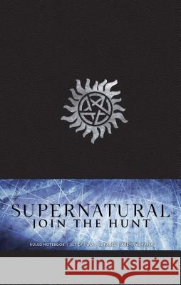 Supernatural: Join the Hunt Notebook Collection (Set of 2) Insight Editions 9781683832935