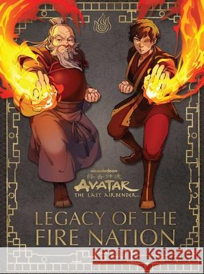 Avatar: The Last Airbender: Legacy of the Fire Nation Joshua Pruett 9781683833925