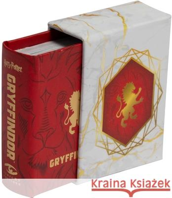 Harry Potter: Gryffindor Insight Editions 9781683834533