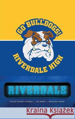 Riverdale Ruled Pocket Journal Insight Editions 9781683836056