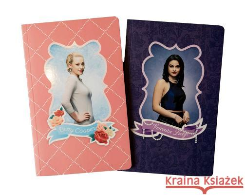 Riverdale Character Notebook Collection (Set of 2): Betty and Veronica Insight Editions 9781683836131