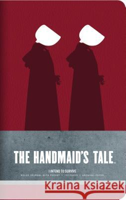 The Handmaid's Tale: Hardcover Ruled Journal #1 Insight Editions 9781683836940