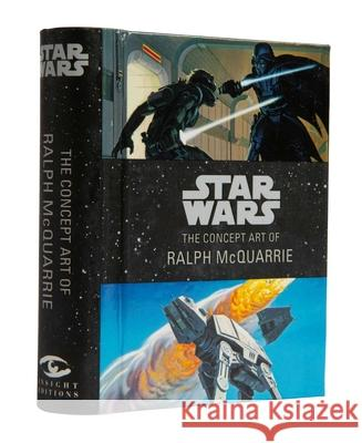 Star Wars: The Concept Art of Ralph McQuarrie Mini Book Insight Editions 9781683838074