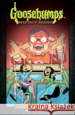 Goosebumps: Monsters at Midnight Jeremy Lambert Chris Fenoglio 9781684051557