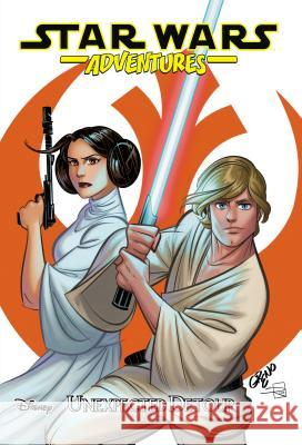 Star Wars Adventures Vol. 2: Unexpected Detour Landry Q. Walker Derek Charm 9781684051694