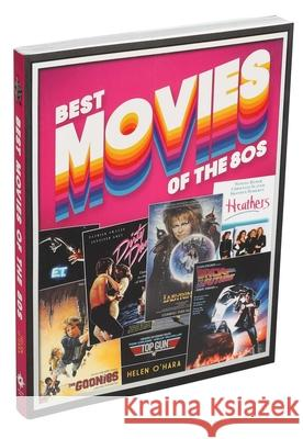 Best Movies of the 80s Editors of Portable Press 9781684125739