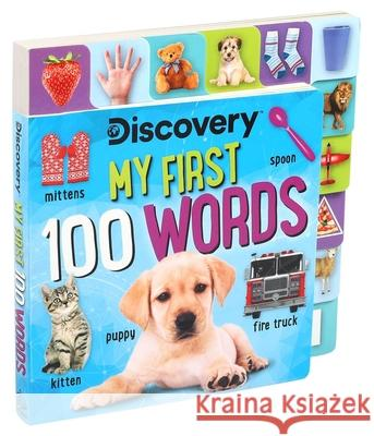Discovery: My First 100 Words Thea Feldman 9781684129621