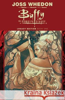 Buffy the Vampire Slayer Legacy Edition Book One Joss Whedon 9781684154999