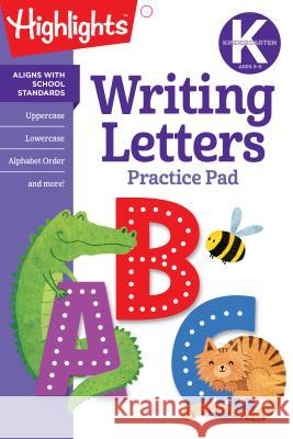 Writing Letters Highlights 9781684371624