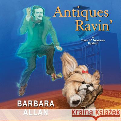 Antiques Ravin� - audiobook  9781684417445
