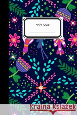 Notebook: Fabric #49 Composition notebook, Journal, Diary (110 Pages, Blank, Lined, 6 x 9) Animafreaks 9781686288319