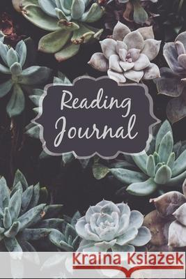 Reading Journal: A Book Log to Track, Review and Rate Your Reads, A Perfect Gift for Book Lovers Botanicals Publishing 9781689109055