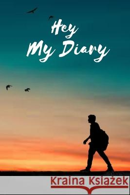 Hey My Diary: Secret notebook - 108 pages - 6